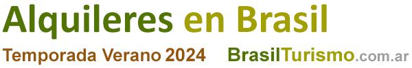 Alquileres en Brasil 2022